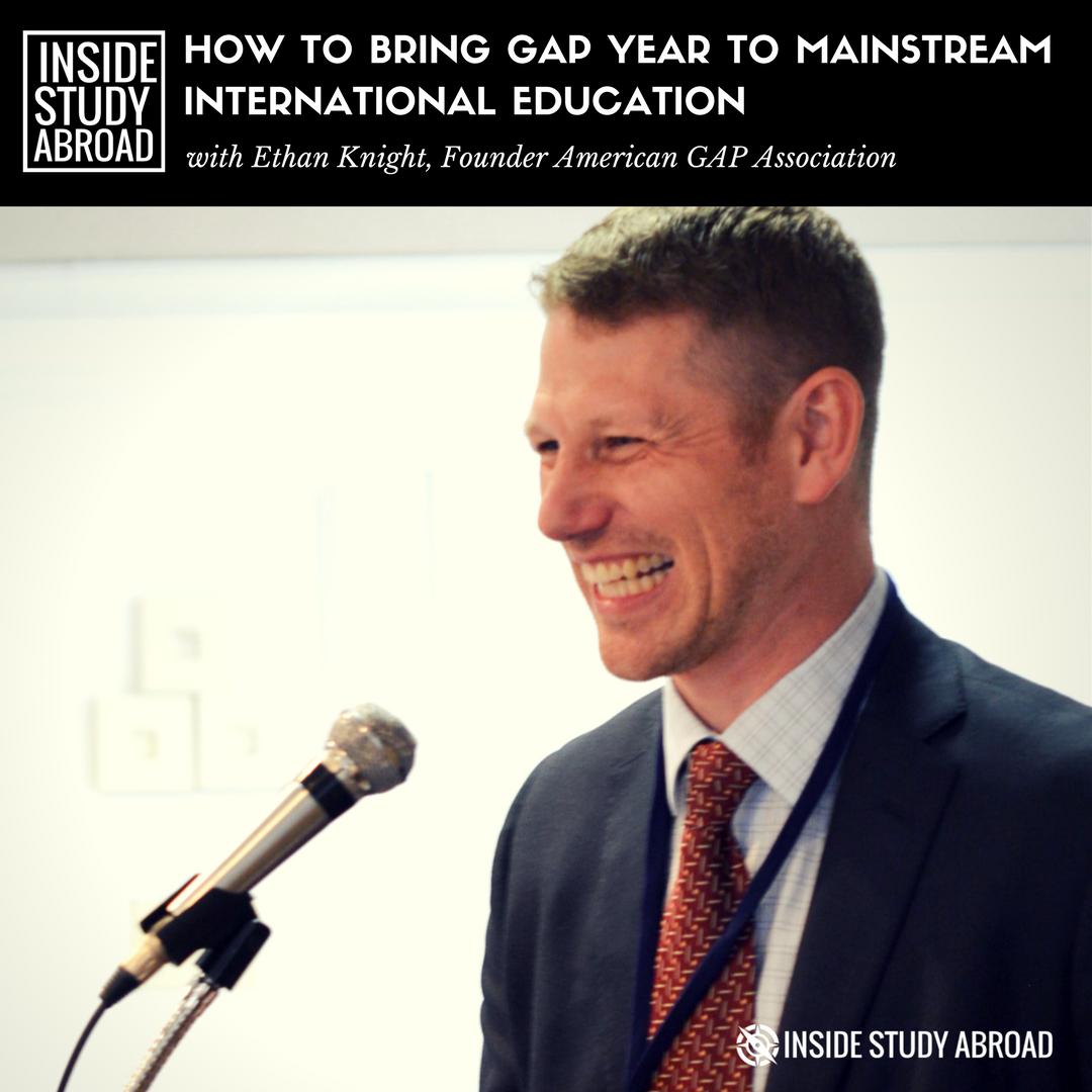 Ethan Knight American GAP Association - Inside Study Abroad