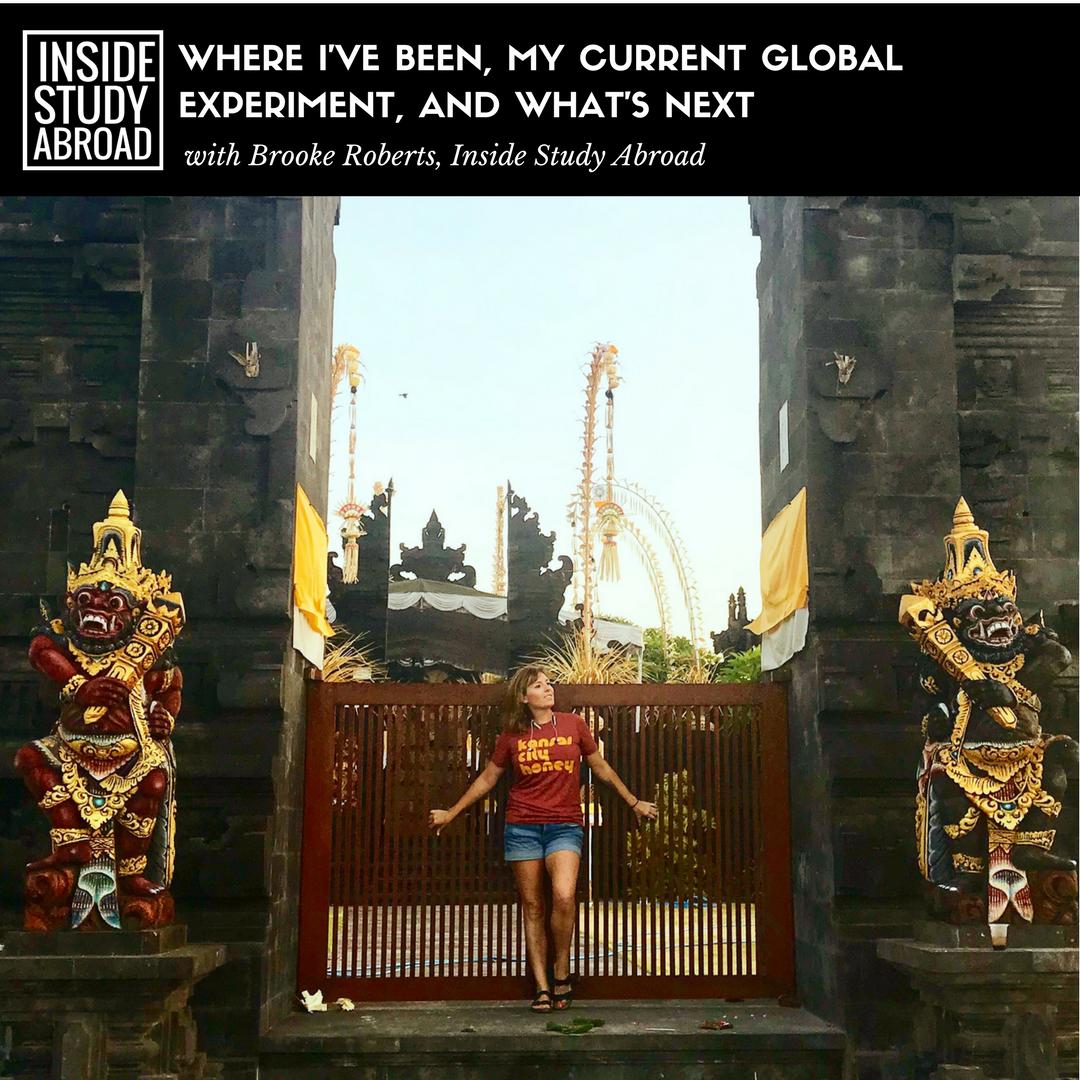 Brooke Roberts Bali - Inside Study Abroad