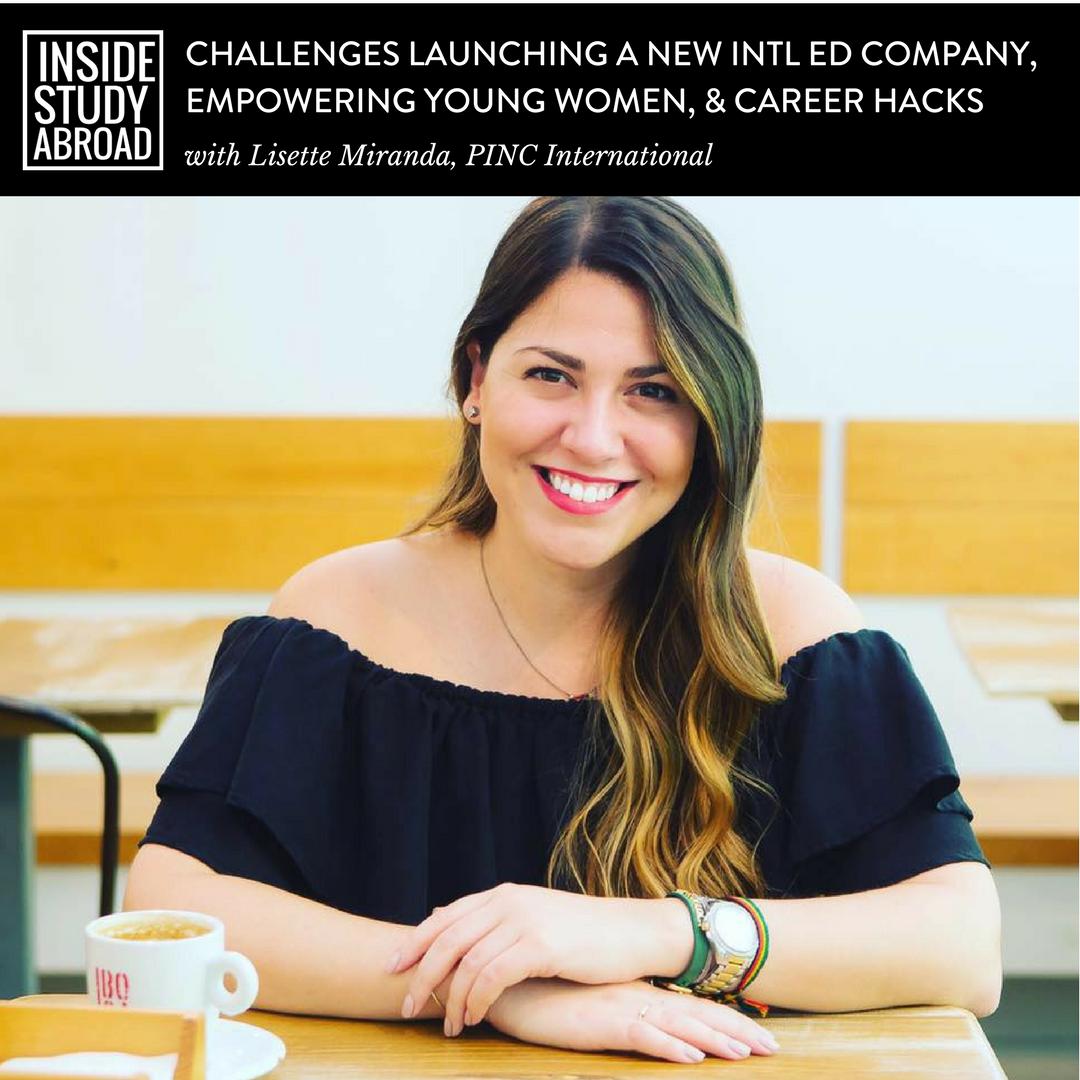 Lisette Miranda - Inside Study Abroad