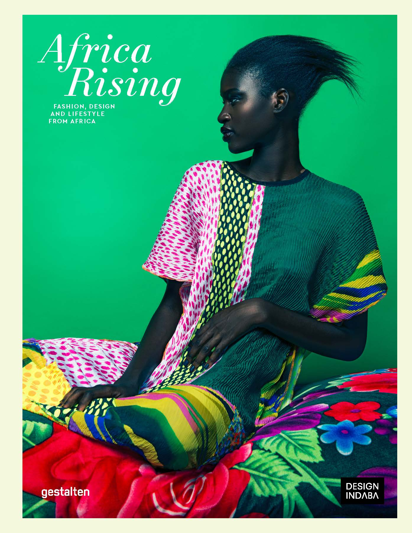 Cover Page, Africa Rising.  Courtesy Gestalten.