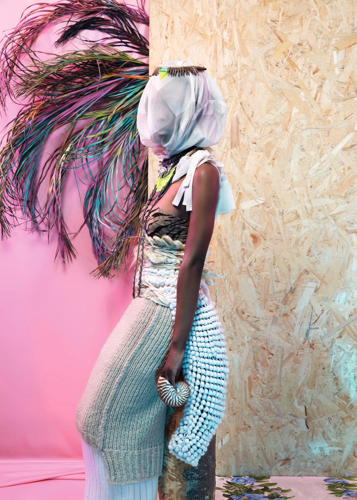 Namsa Leuba, The African Queen - 2 . Courtesy No Lab.
