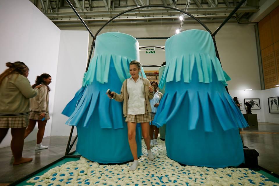 Cape Town Art Fair.