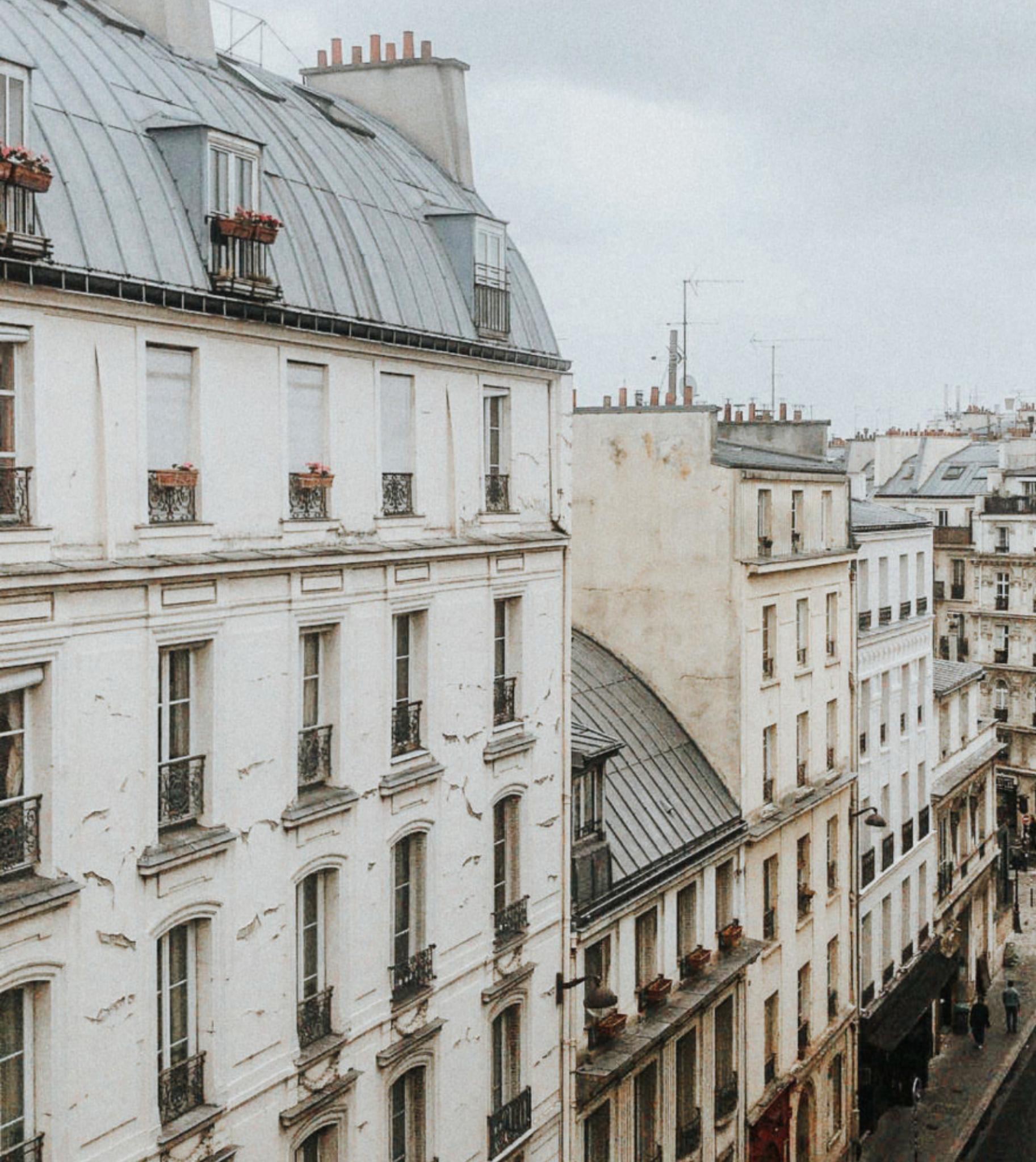 Hotel Pigalle, Paris, France.