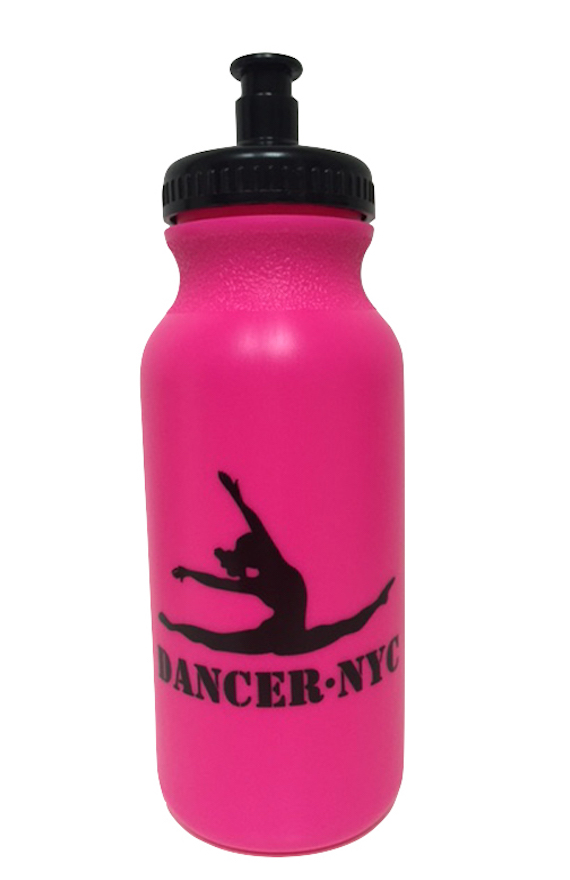Dancer.NYC Dishwasher Safe Water Bottle - BPA & BPS Free