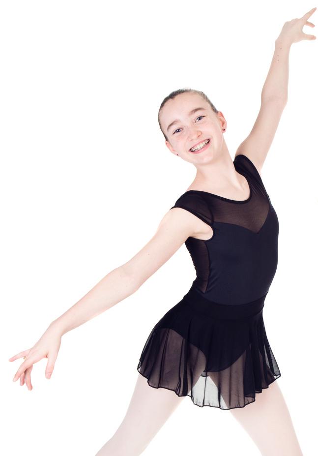 Ballet Skirt - REPERTOIRE Ballet Skirt - Mesh - Custom Designed Dance Wear