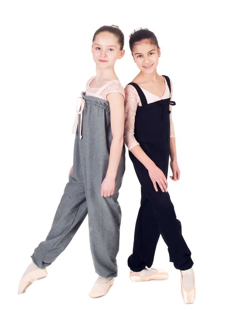 Jumpsuit Warm-up in Stretch Cotton