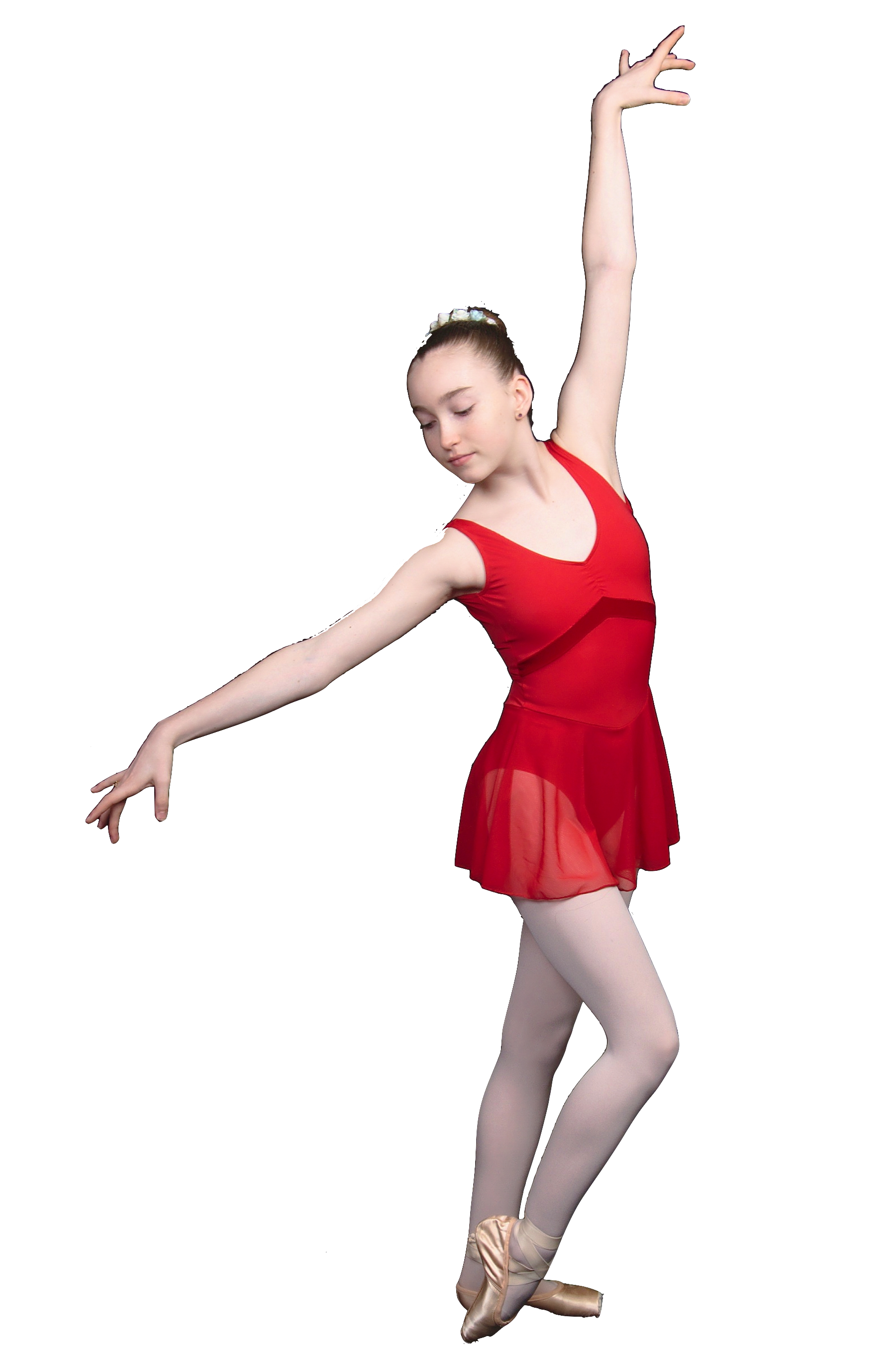 """Aurora"" Skirted Leotard - The Simple and Elegant Costume - Custom Designed Leotards - Child and Adult Sizes"