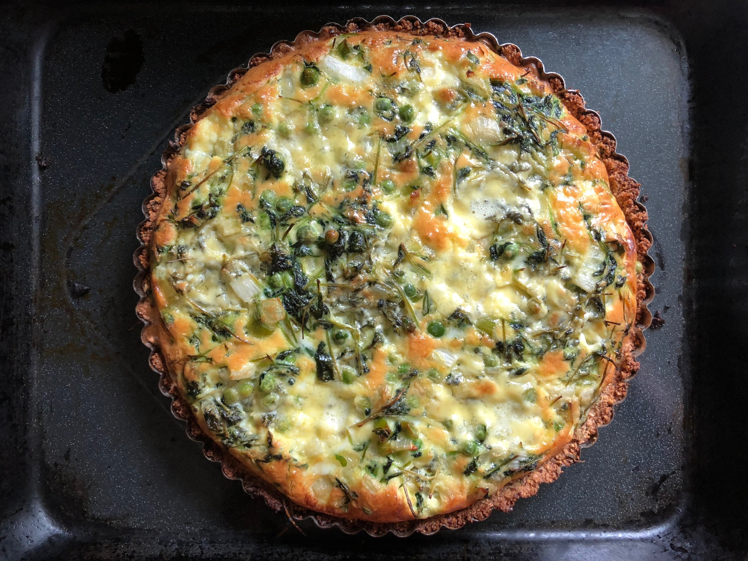 pea quiche cooked.jpg