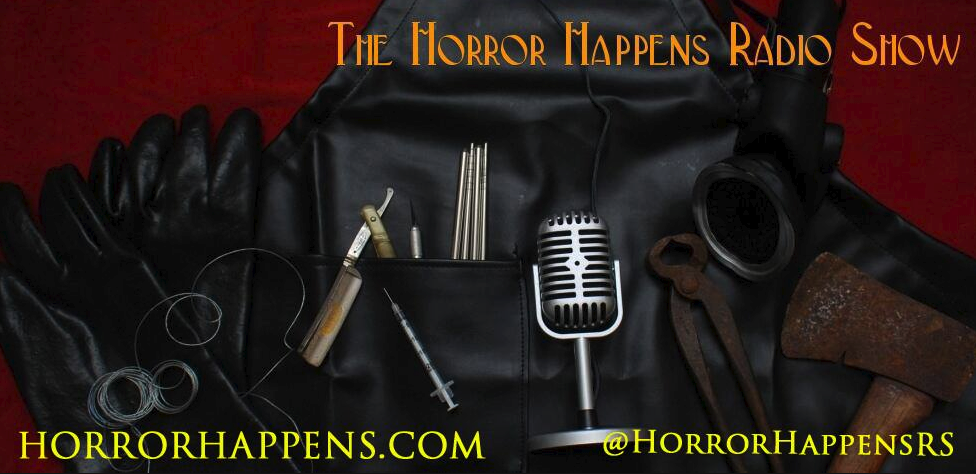 """The Horror Happens Radio Show"" interviews co-director JARED BRATT"