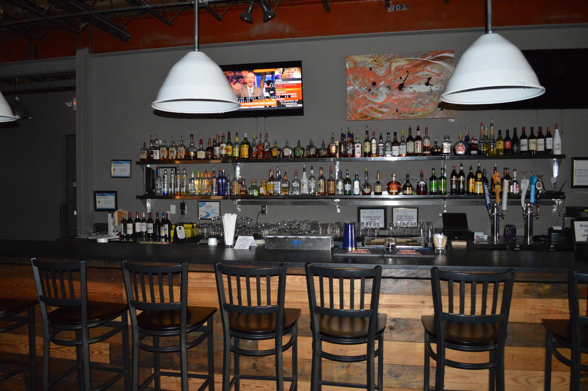 Collier's Bar