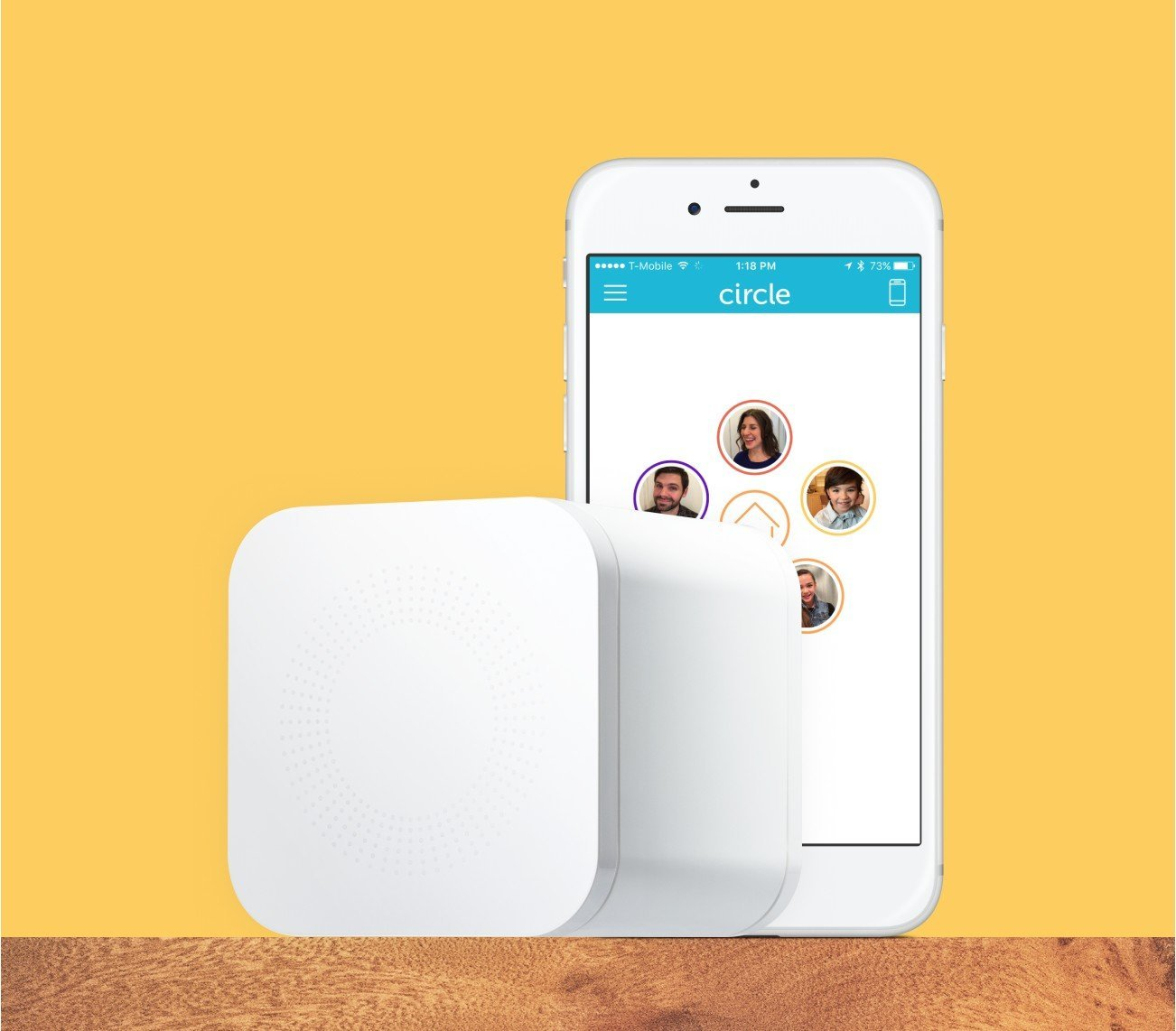 Circle, the most advanced parental control device