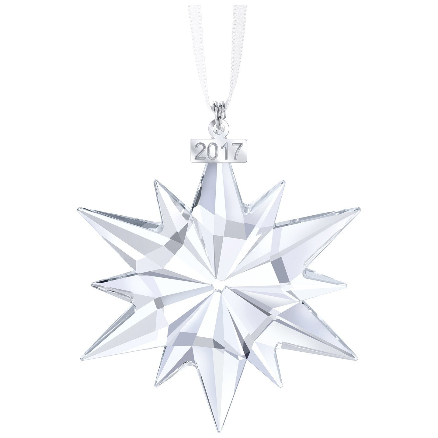 Swarovski Annual Edition Christmas Ornament - We get one of these every year for our tree. We have been doing this since 2002 I think, our tree looks awesome.