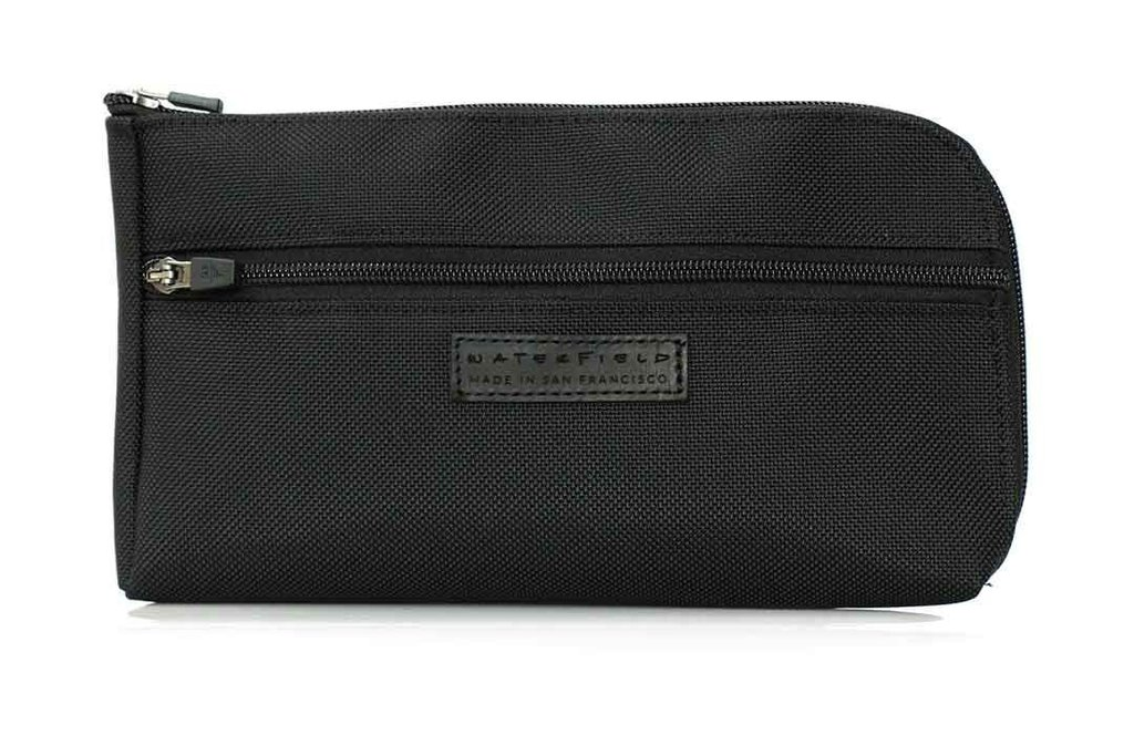 Waterfield Design Gear Pouch - Waterfield is a San Francisco bag maker. They make some cool stuff but I love their sleeves and cases. I purchased the medium case for my large bag of cables and chargers