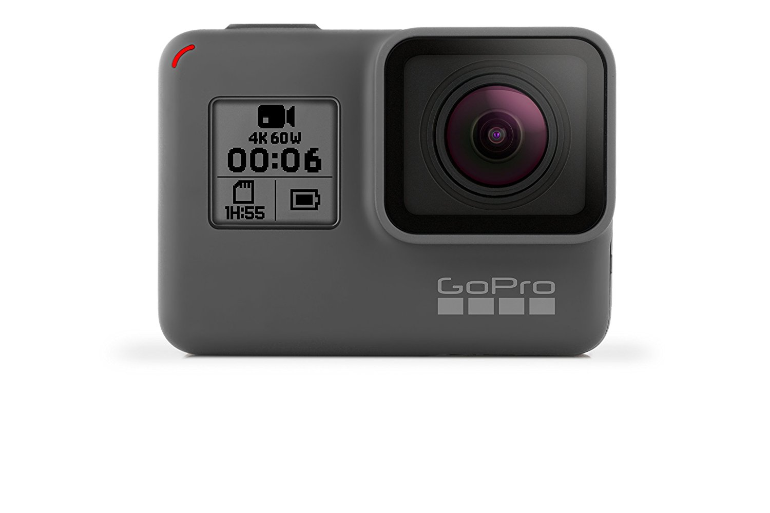 GoPro Hero 6 - I love my GoPro, it's a fantastic accessory camera for travel