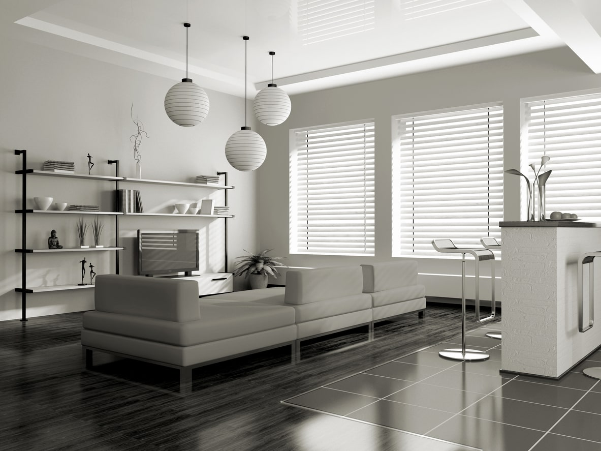 Horizontal Blind Collections - Aluminum, Faux Wood, Mini Blinds, Wood