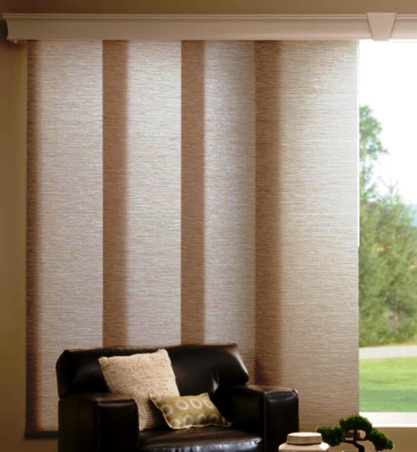 Fabric Vertical Blinds -