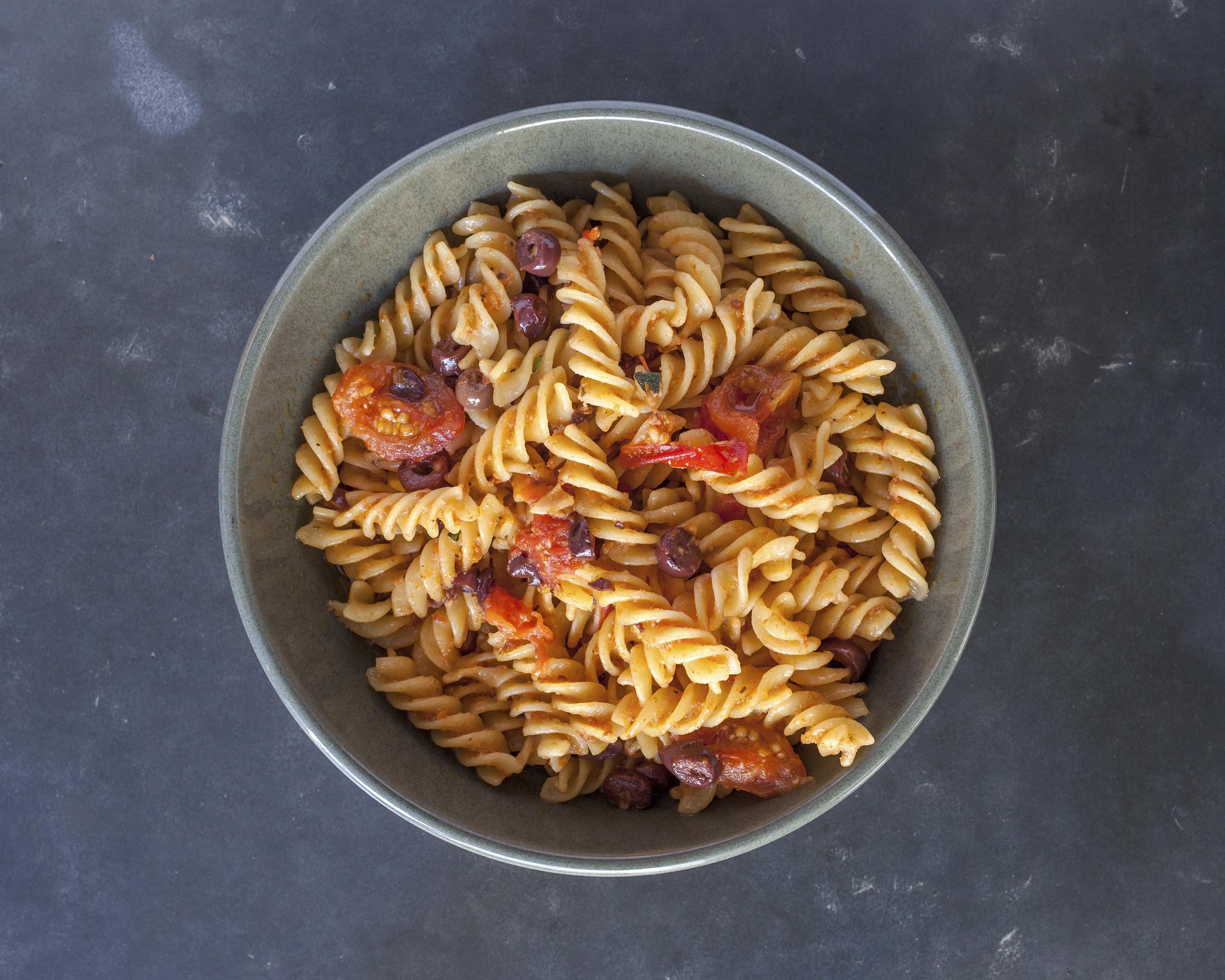 Puttanesca Pasta