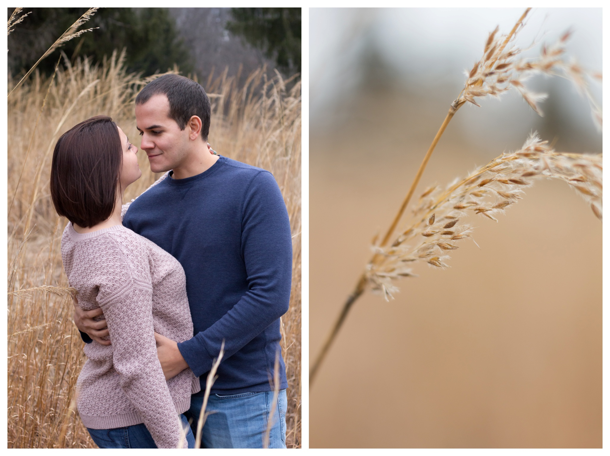 Amber & Mark - French Creek State Park Engagement Session