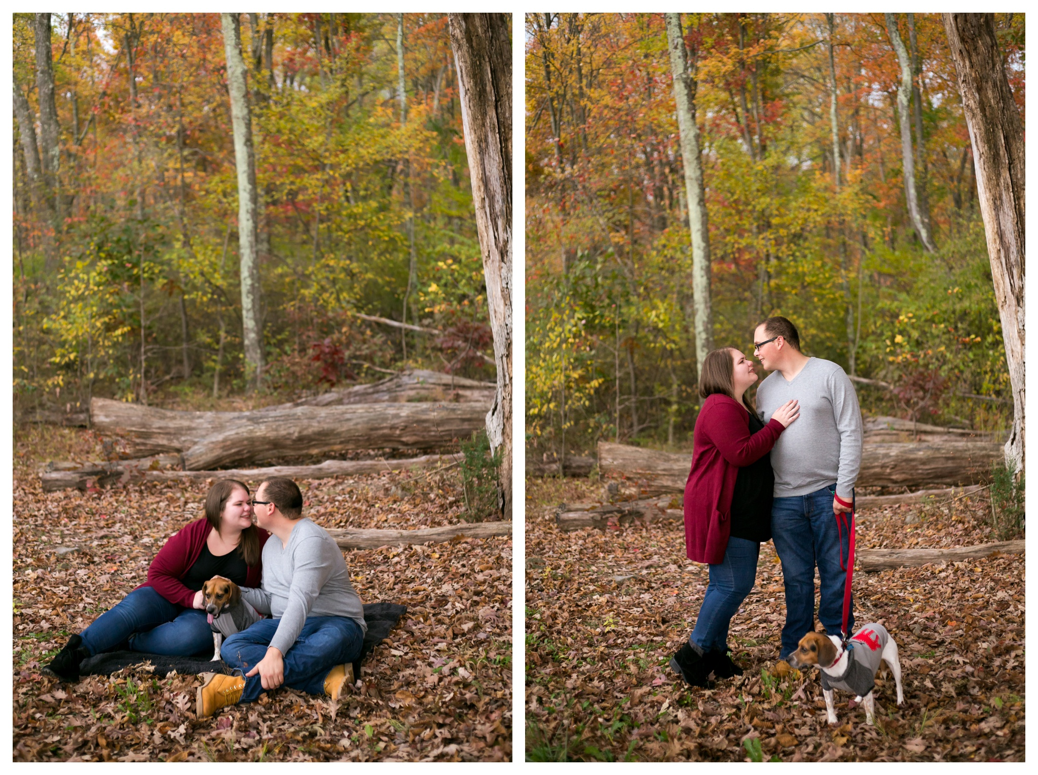 Jessica & Cole Engagement French Creek State Park 9