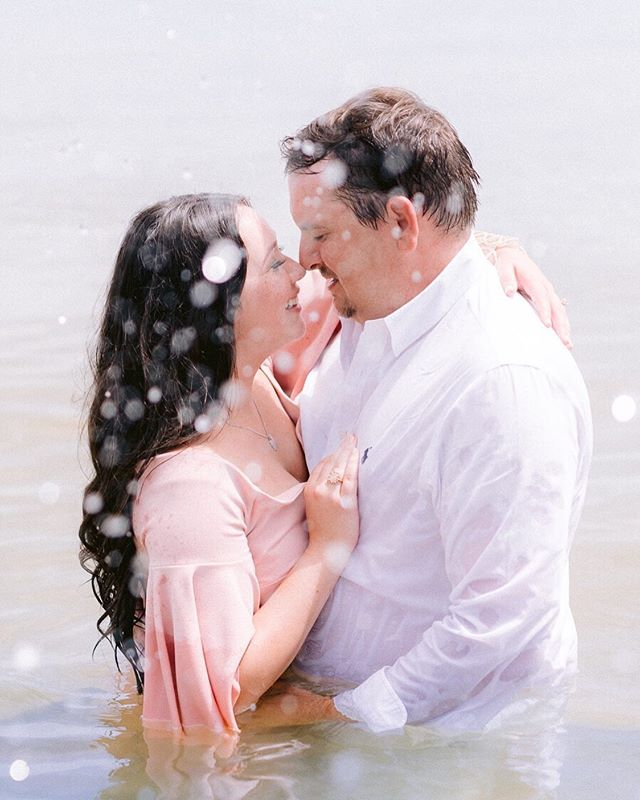 How romantic are these two at their engagement session? I am swooning over their portraits and did I mention the lake they are in has gold? Well fools gold but who wouldn't want to remember their day as loving on each other in a sea of gold? Not to mention their wedding colors being gold as well. It couldn't be any more perfect!  #austinweddingphotographer #shesaidyes #thatsdarling #weddings #fineartwedding #organicwedding #lightandairy #elegant #weddinginspiration #outdoorwedding #naturalweddinginspiration #weddingdetails #heirloomweddings #bridalinspiration #classictimelesswedding #fineartweddinginspiration #fineartcouple #elegantweddingphotographer #elegantweddingphotography #beltonweddingphotographer #beltonweddings #Georgetown #ruffledblog #stylemepretty #stylemeprettyblog #oncewed