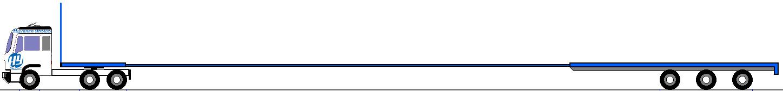 Lastaustilan pituus max. 35,8 m / kantavuus max. 49,0 tn