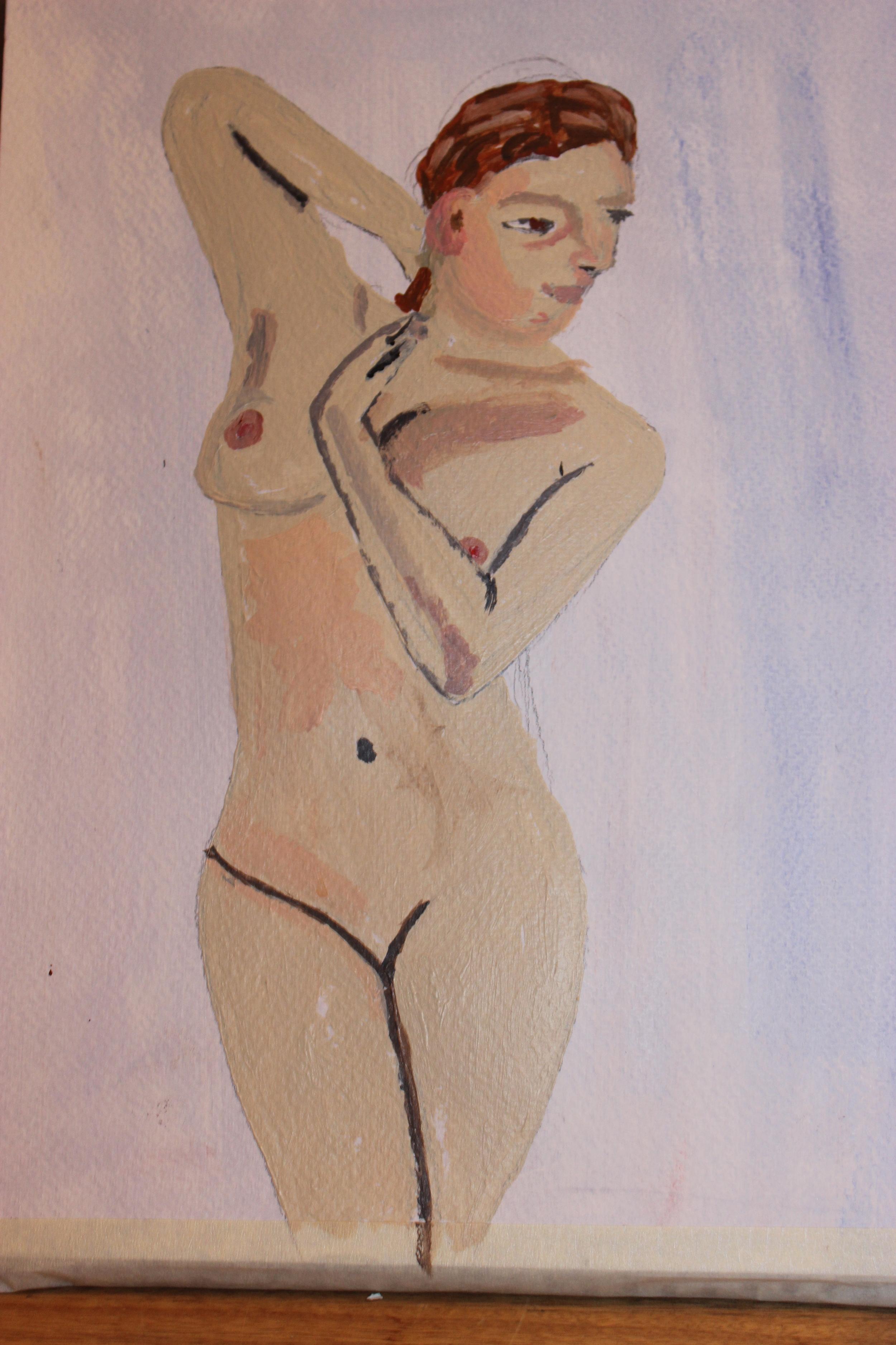 Nude study 1.