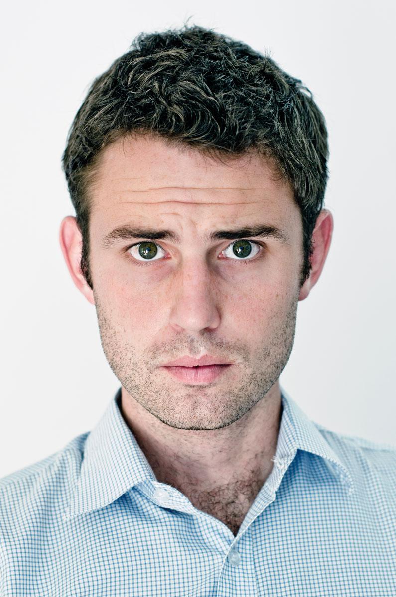 Rob Whitworth Portrait