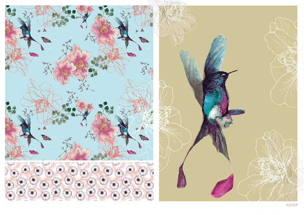 Hummingbird Collection