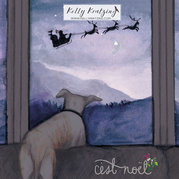 Kelly-Kratzing---Greyhound-Christmas-Card.jpg