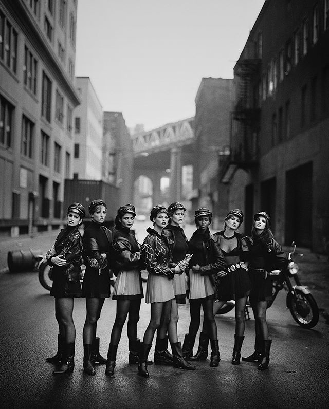 🖤 #peterlindbergh