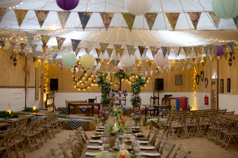 The Wedding Barn at The Wellbeing Farm