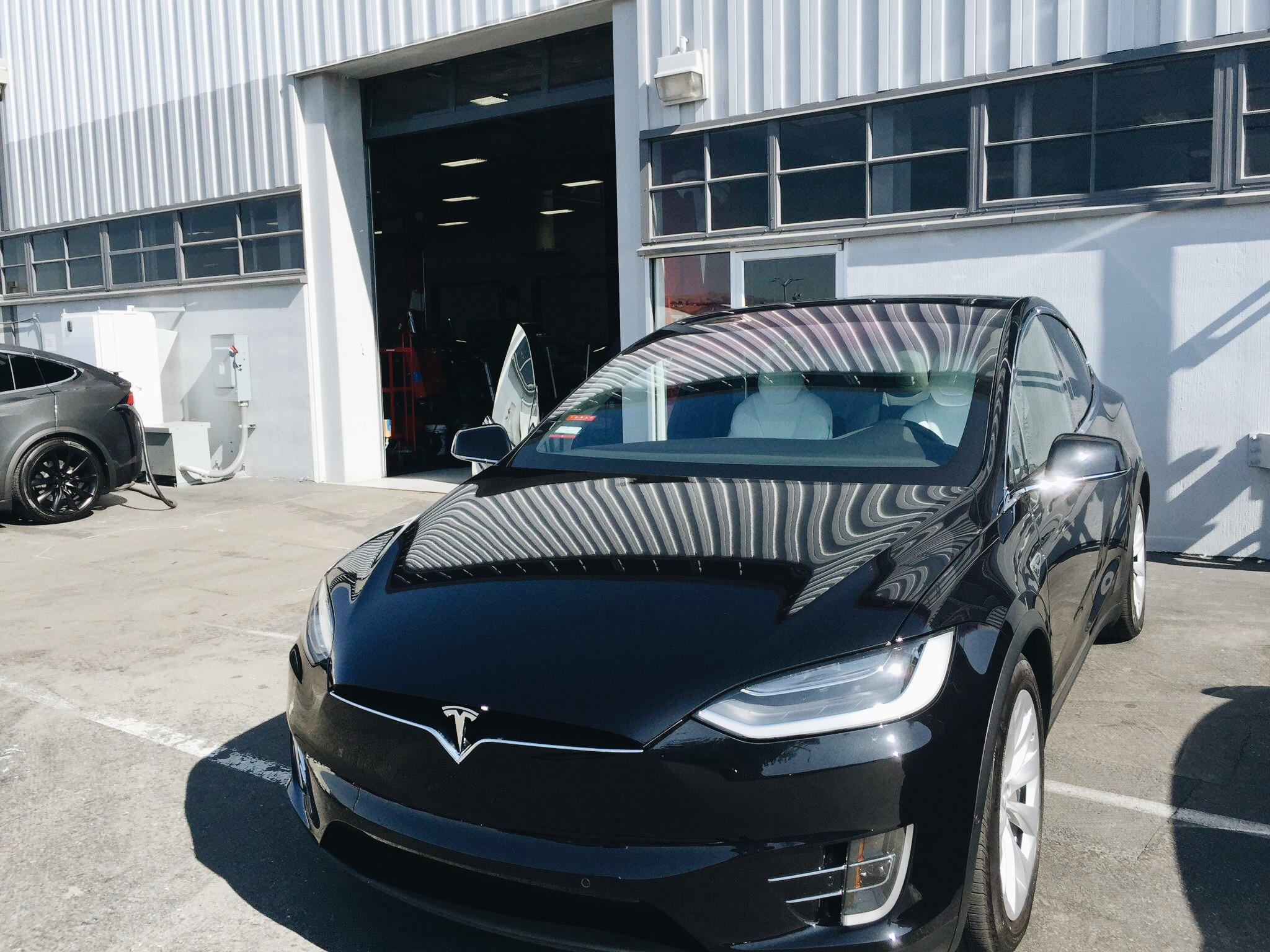 Photo: Tesloop - Picking up Deuxy from Fremont in 2016