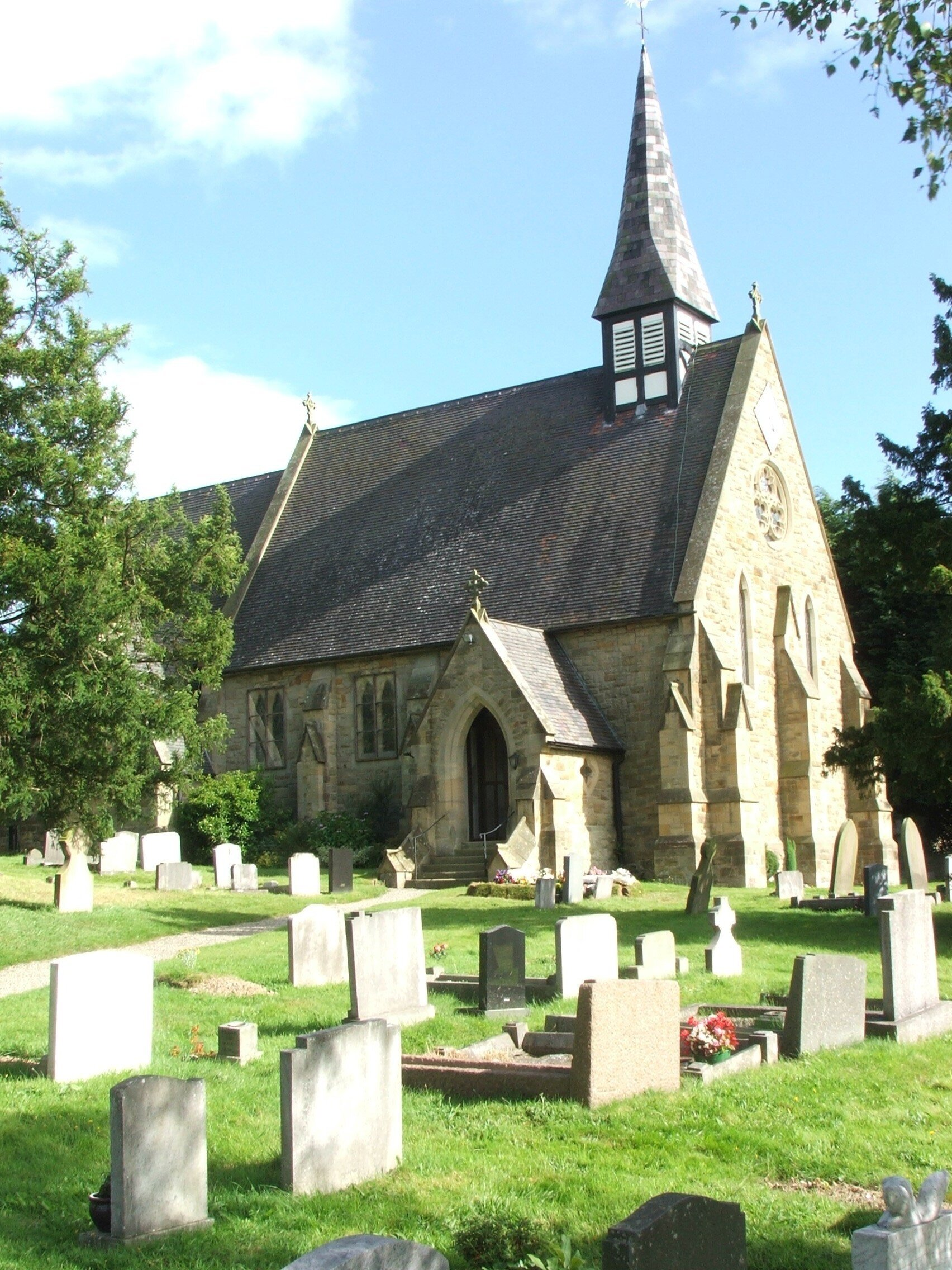 Holy Trinity Weston Lullingfields