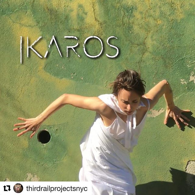 Excited!  #Repost @thirdrailprojectsnyc with @get_repost ・・・ Announcing IKAROS, the Newest Experiential Work by @thirdrailprojectsnyc Commissioned by @lajollaplayhouse for their 2019 Without Walls (WOW) Festival. . . Save the dates:  October 17–20, 2019 at ARTS DISTRICT Liberty Station San Diego, CA . . Tickets Available in Summer!