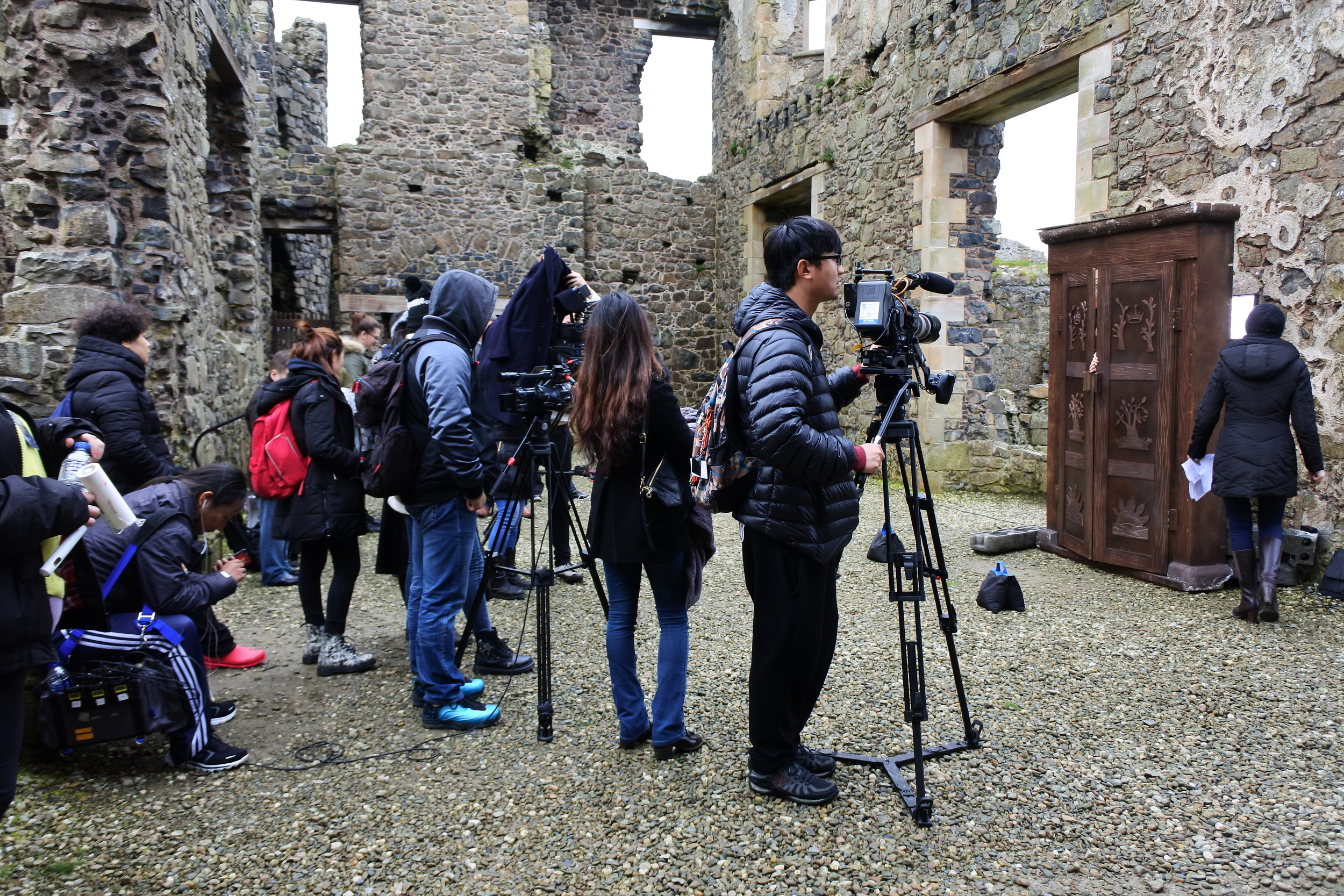 Duncluce Castle