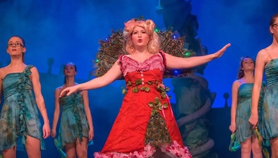 Fairy Godmother of Jack and the Beanstalk