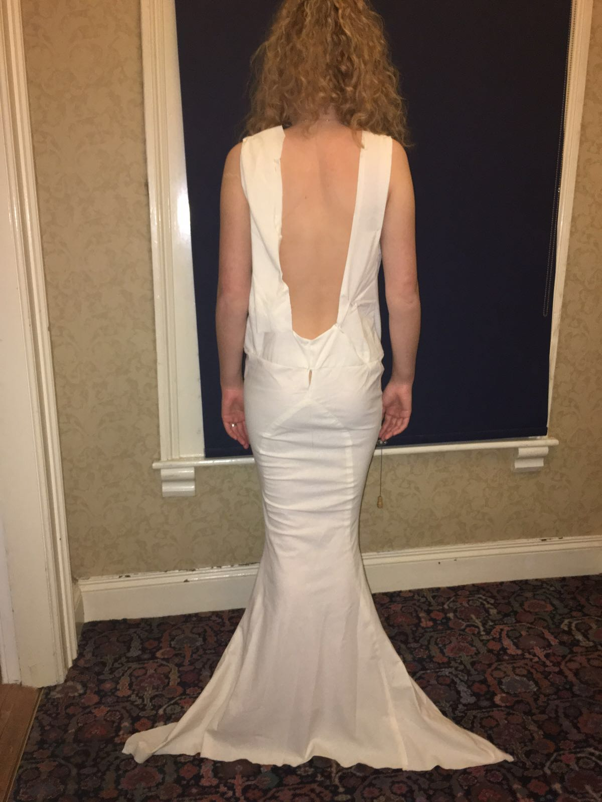 The first toile from the back
