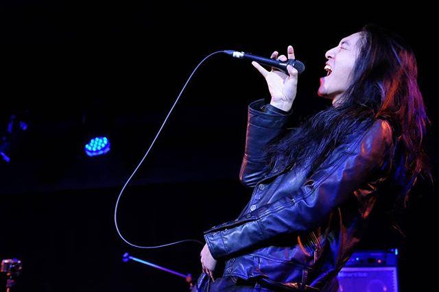 """""""Illicit! No hard feelings, it's all just business!"""" . Photo courtesy of @jyjaedyn . #bamboostar #bamboostarhk #itsjustbusiness #nohardfeelings #rock #vocalist #singer #hksinger #scream #leatherjacket #rocker #asian #hkband #hongkong #hongkonger #852 #hkmusic #hkig #musician #hkmusician #levis #asianrock #jooksing #竹星 #香港音樂 #香港樂壇 #搖滾 #搖滾樂隊 @theweekhk @1563attheeast"""