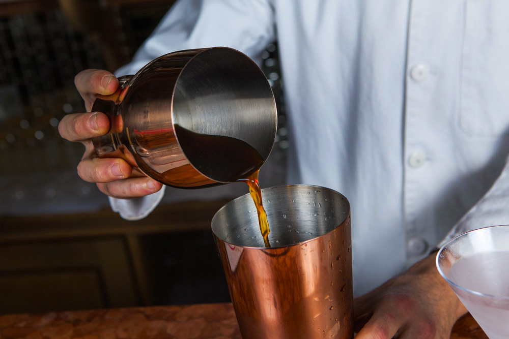 Coffee Into Shaker.jpg