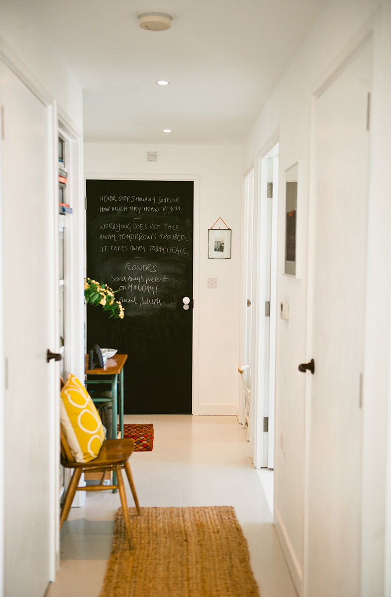 Photo by  Katharine Peachey  of  Katy Orme's  home -featured in  issue 11 of 91 Magazine