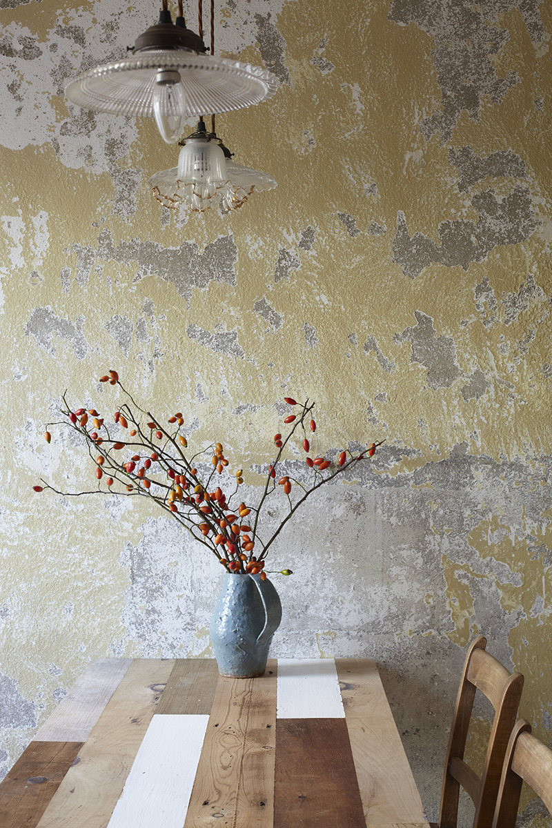 Photo by   Holly Jolliffe  of   Stacy Sirk's  home - featured in   issue 11 of 91 Magazine
