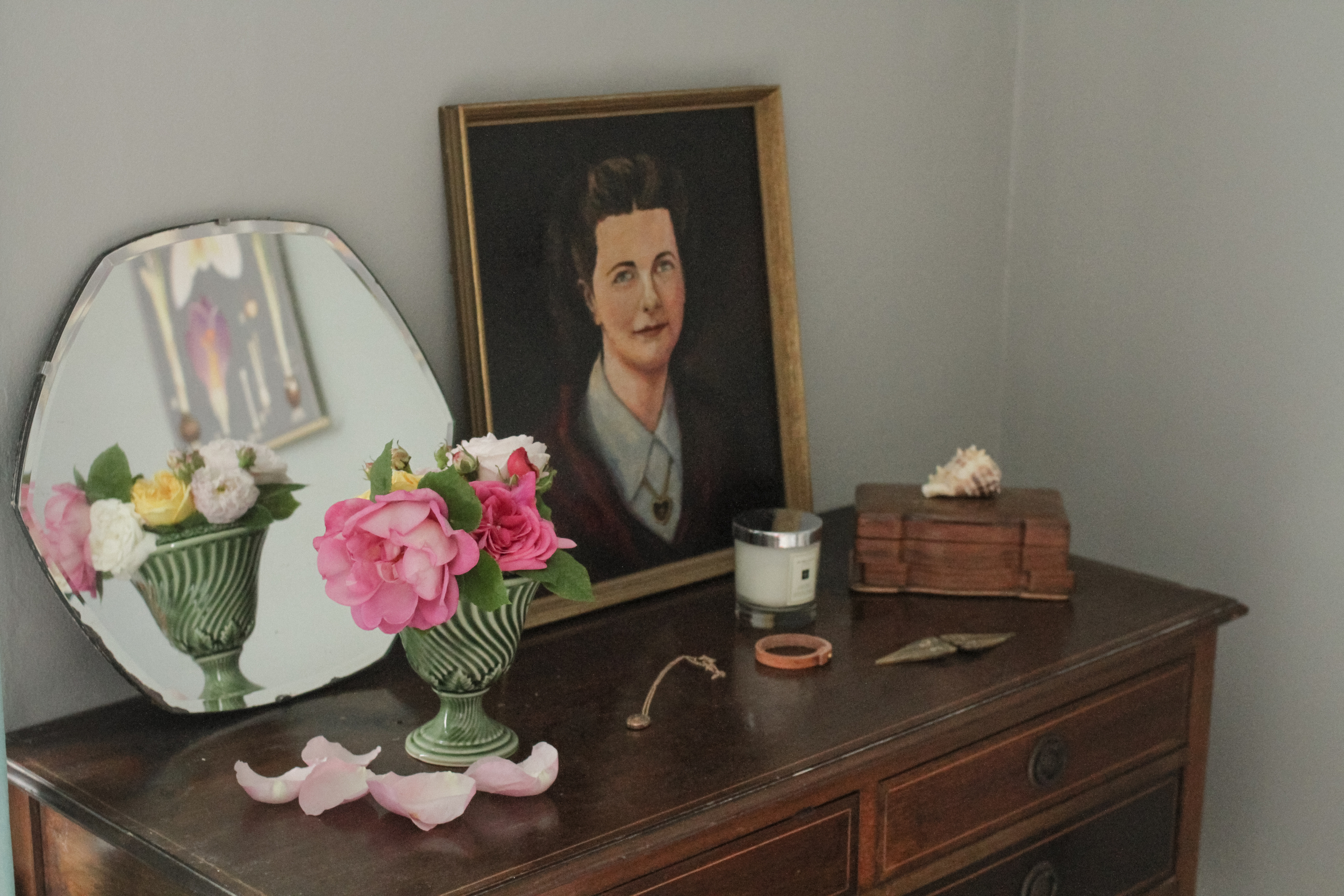 Image by Laura Pashby of Lou Archell's home