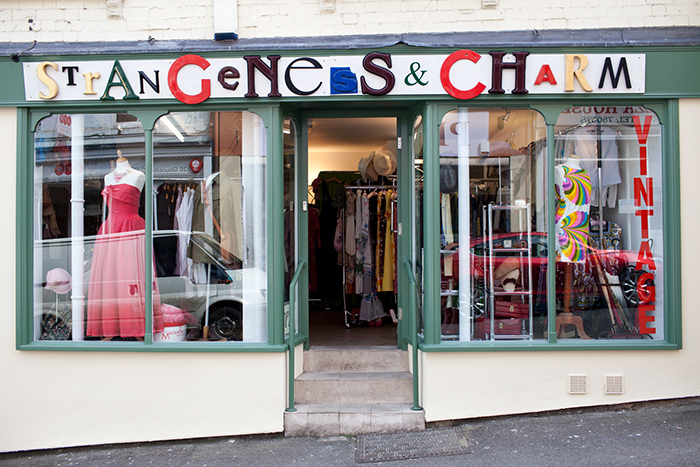 Strangeness & Charm Vintage