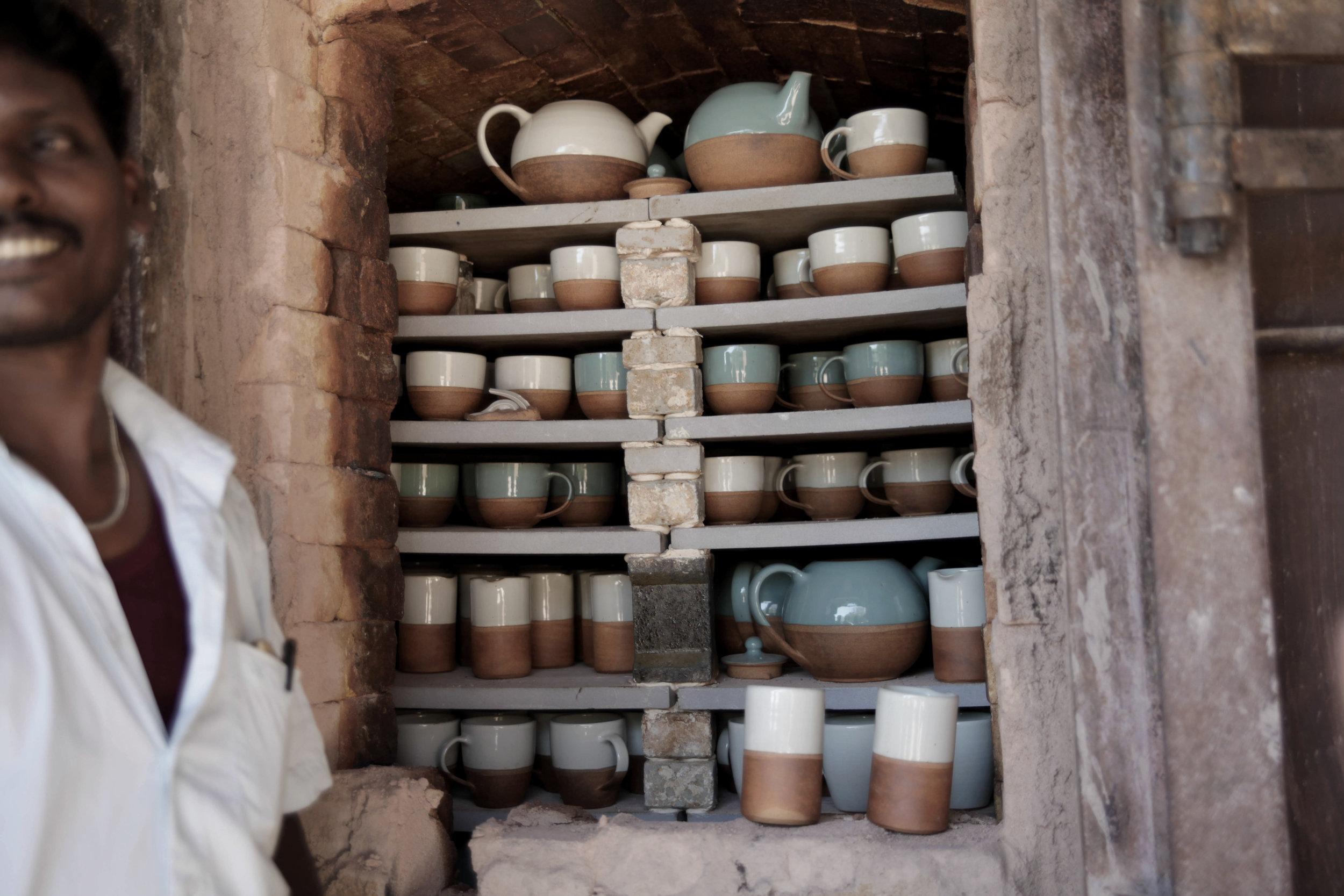 Mali Ceramics - Kiln Oven.jpg