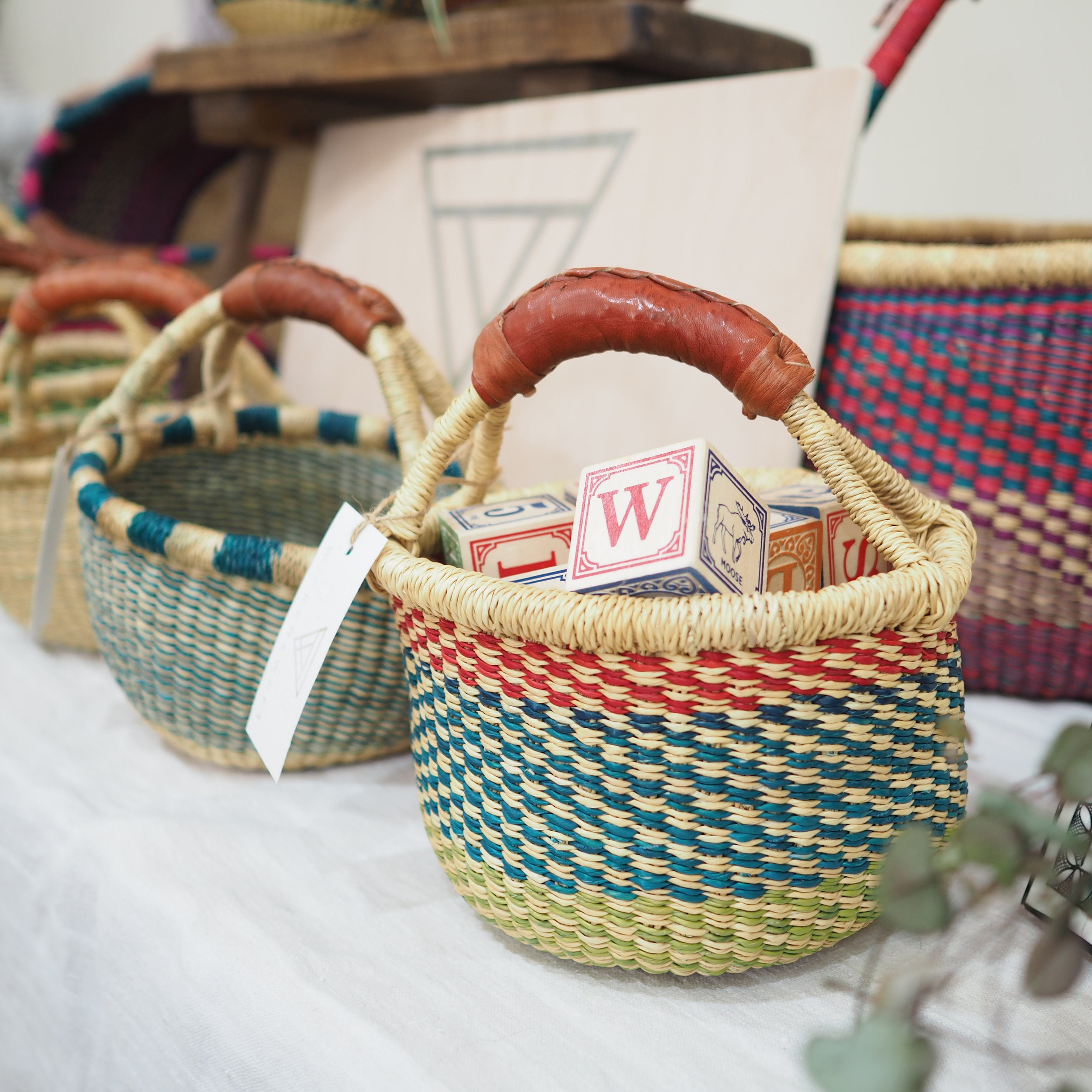 Wicker and Weft