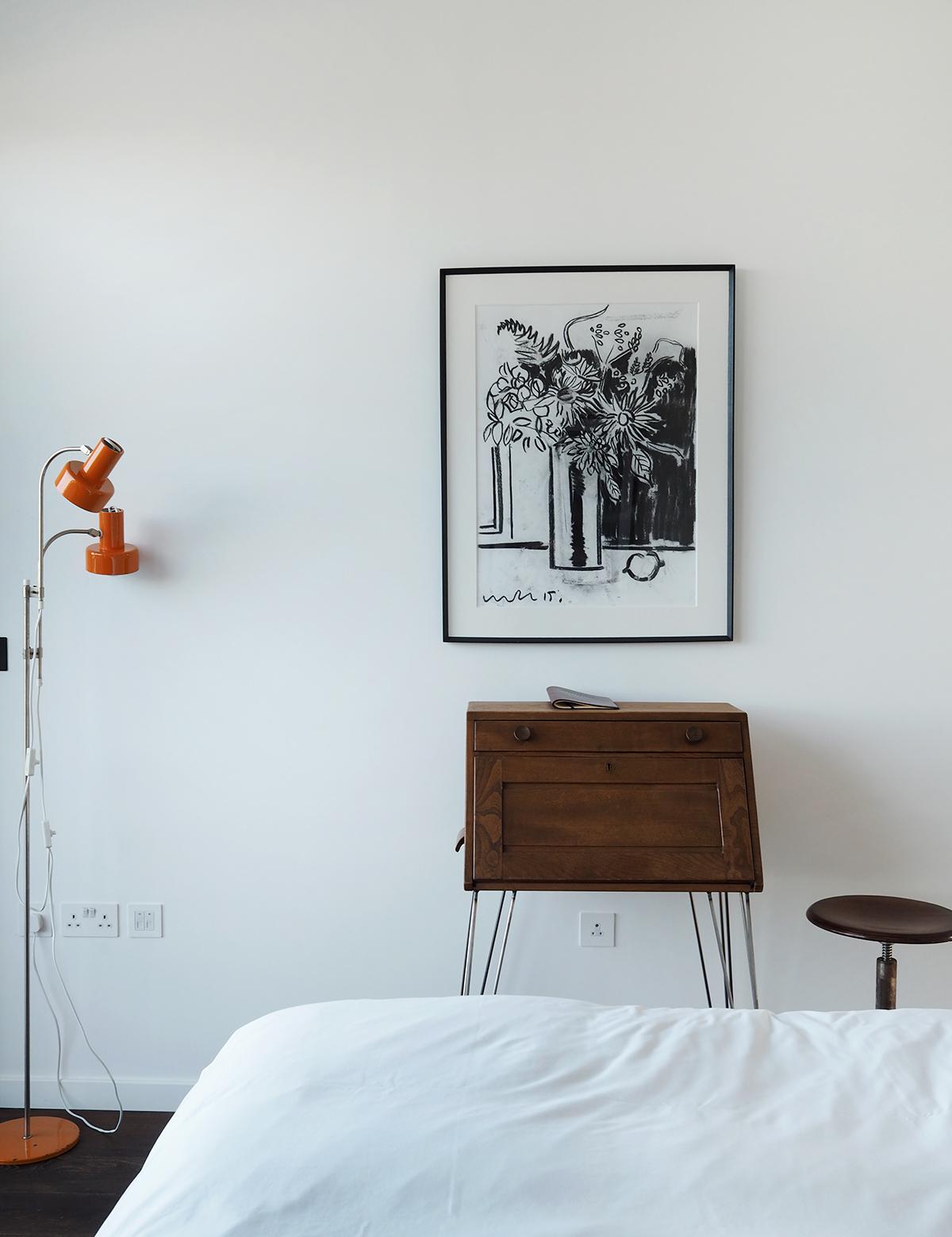 Barford beach house bedroom