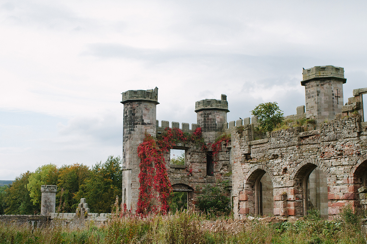 Lowther Castle, Lake District