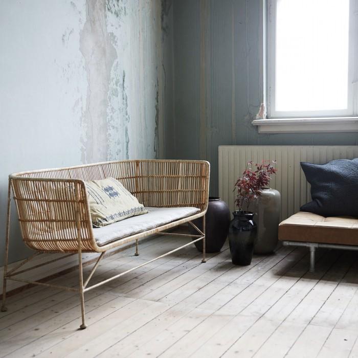 Rattan sofa  - £695 - Arbol House