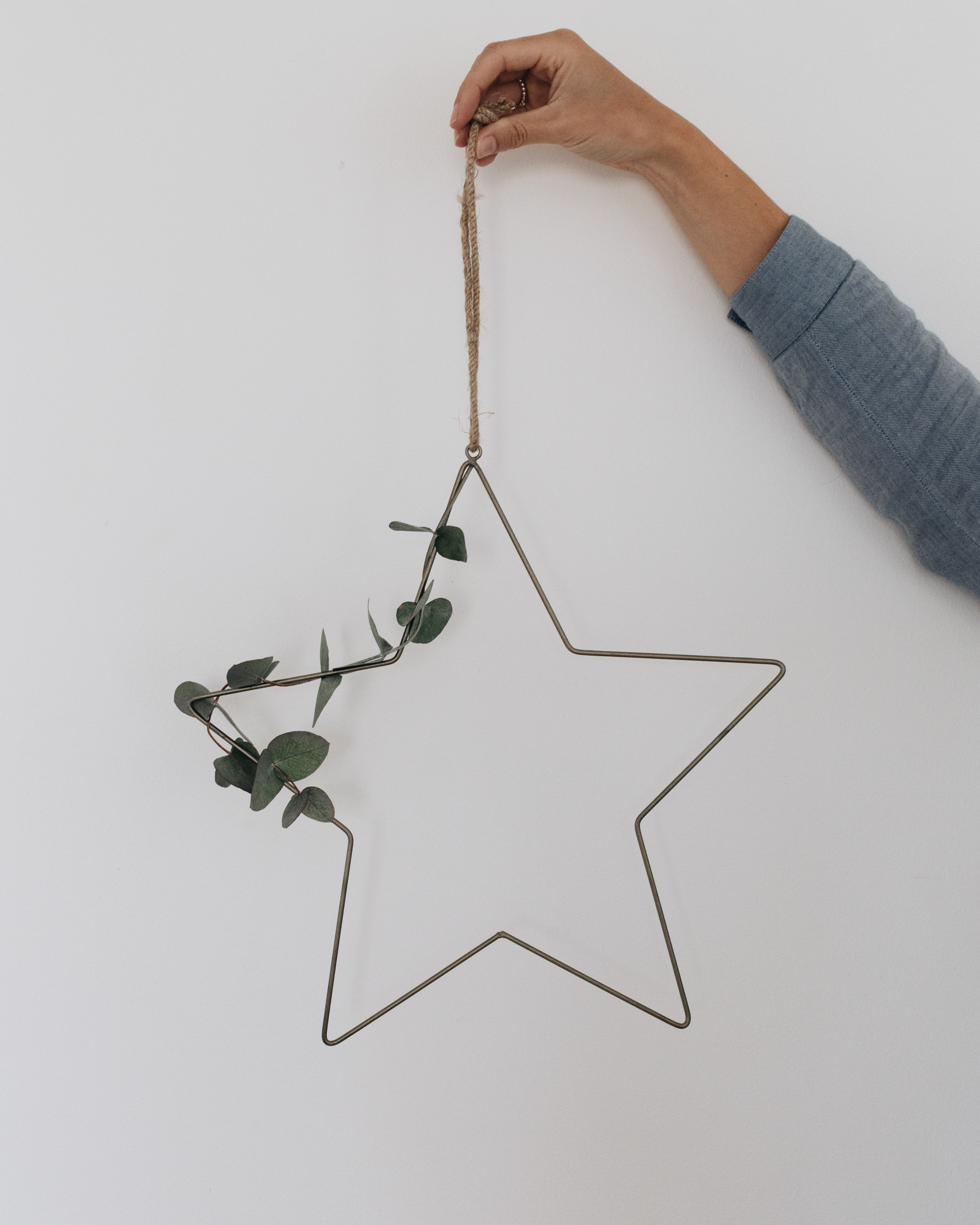Minimal Christmas decor ideas