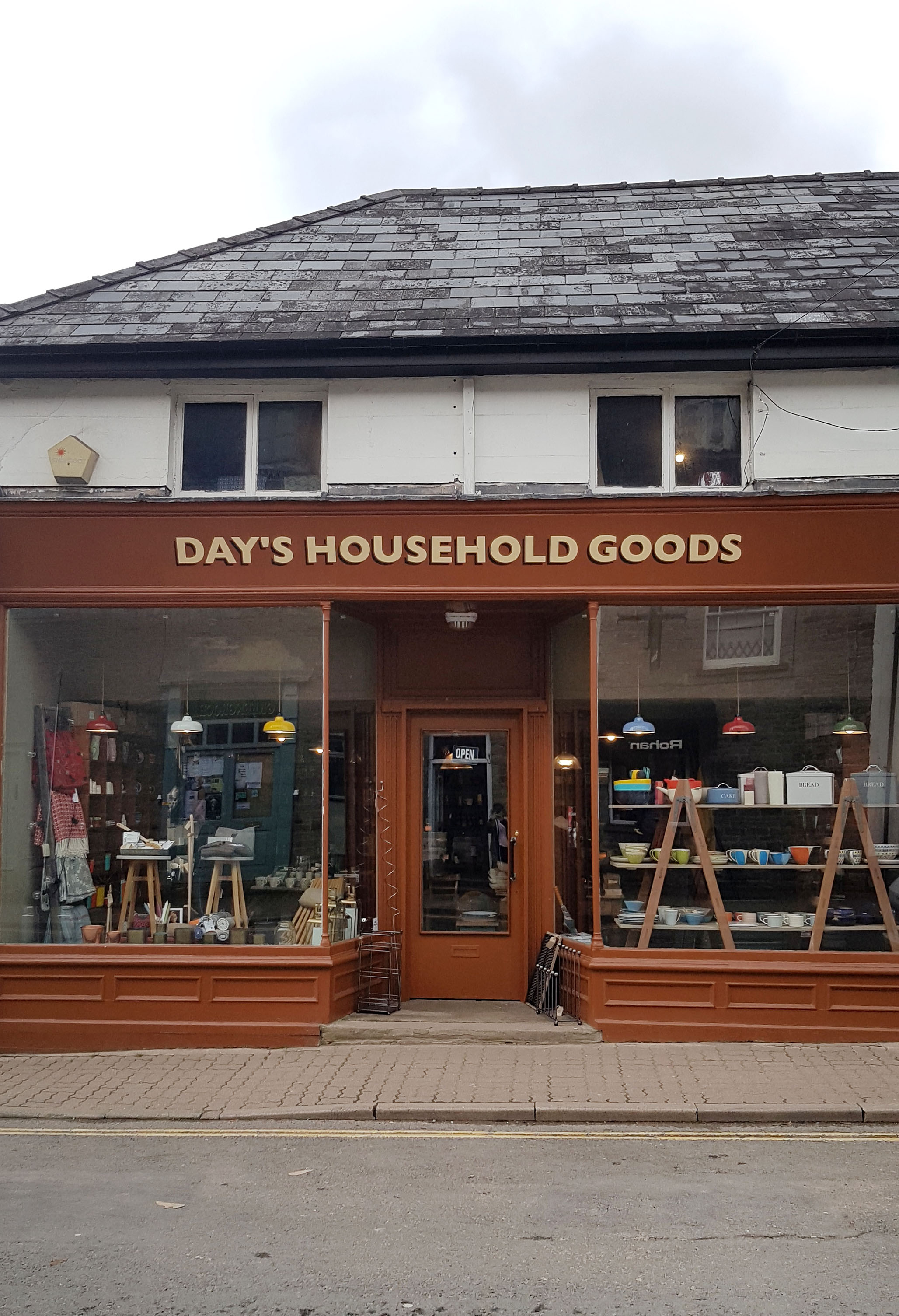 Days Household Goods, Hay on Wye